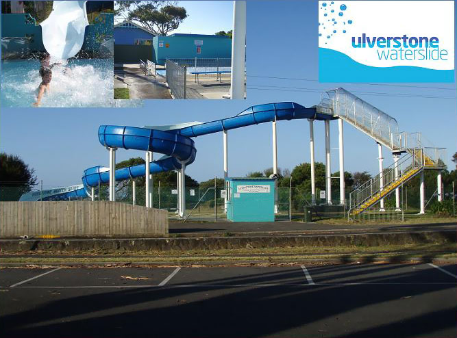 Ulverstone Water Slide
